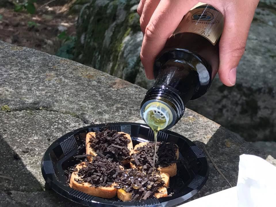 Aceite de trufa